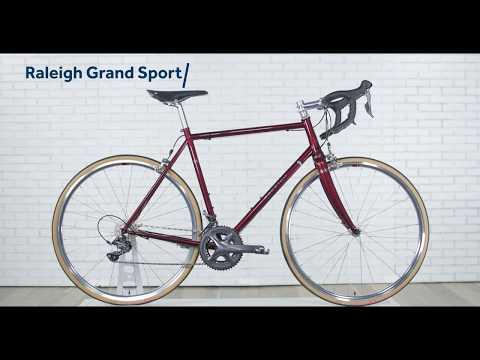2018 Raleigh Grand Sport