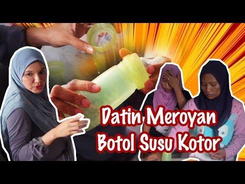 Datin Meroyan Botol Susu Kotor - Nur Shahida Mohd Rashid