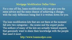 Mortgage Modification Plano - Shock Facts Revealed!