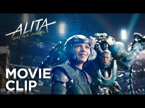 "Alita: Battle Angel | ""Motorball"" Clip | 20th Century FOX"