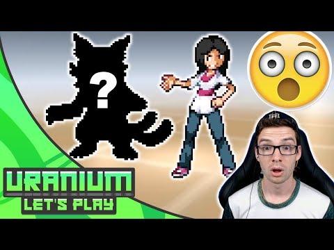 First Gym's BEAST! Pokemon Uranium #4