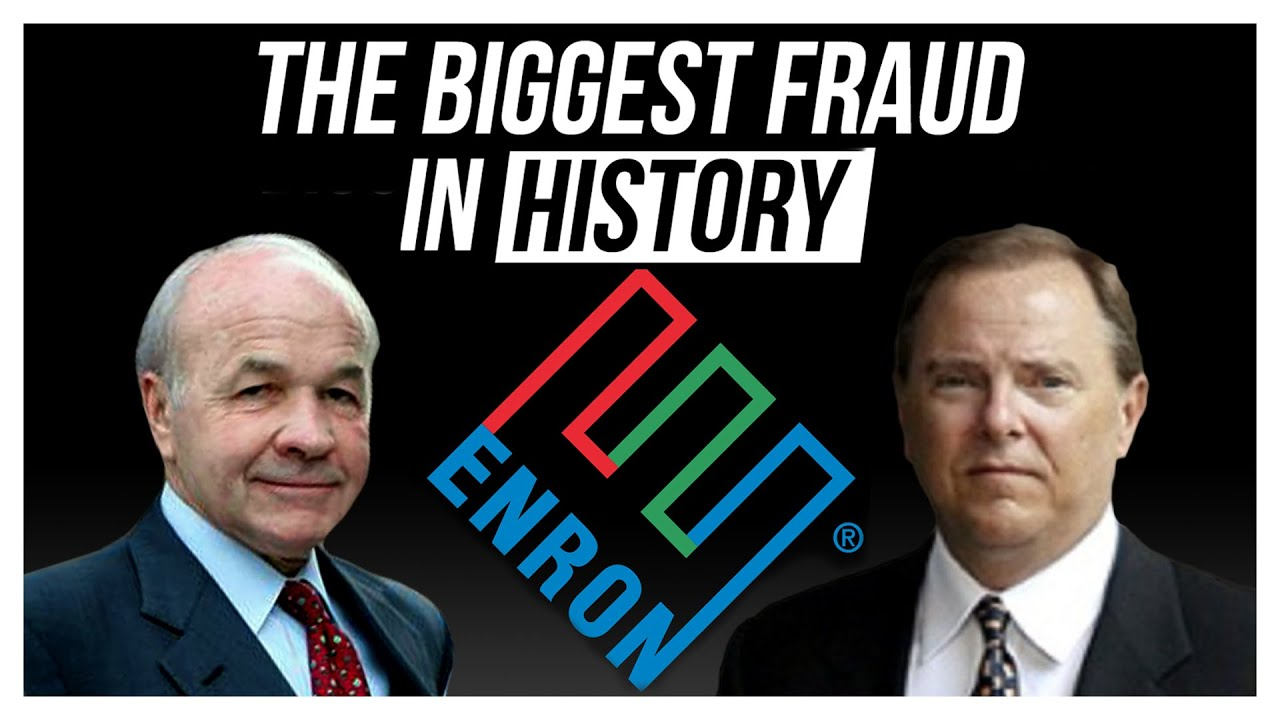 Enron - The Biggest Fraud in History - YouTube
