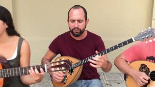 Greek Rebetiko Musicians