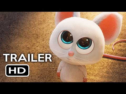Thumbnail: The Nut Job 2: Nutty by Nature Official Trailer #3 (2017) Will Arnett Animated Movie HD