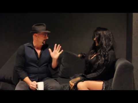 HEAVY METAL TELEVISION  GEOFF TATE (Queensryche & Operation: Mindcrime) Interview -  VJ Mistress V