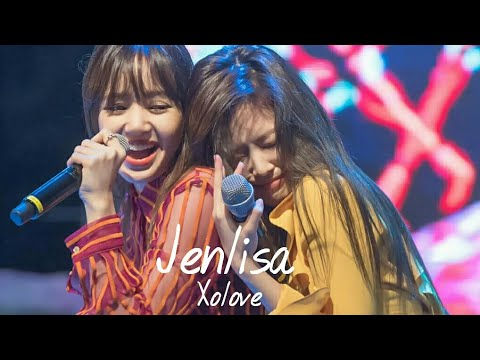 Jenlisa Moments - Never Be The Same
