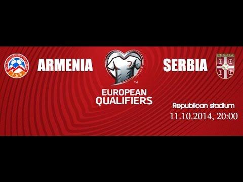 Armenia-Serbia , Armenia-France WE ARE READY
