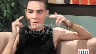 The Real FULL Luka Rocco Magnotta Video Interview 2007 at Naked News