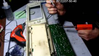 Особенности замены диодного моста в стиральной машине  -  Санкт-Петербург(, 2015-07-08T08:56:11.000Z)