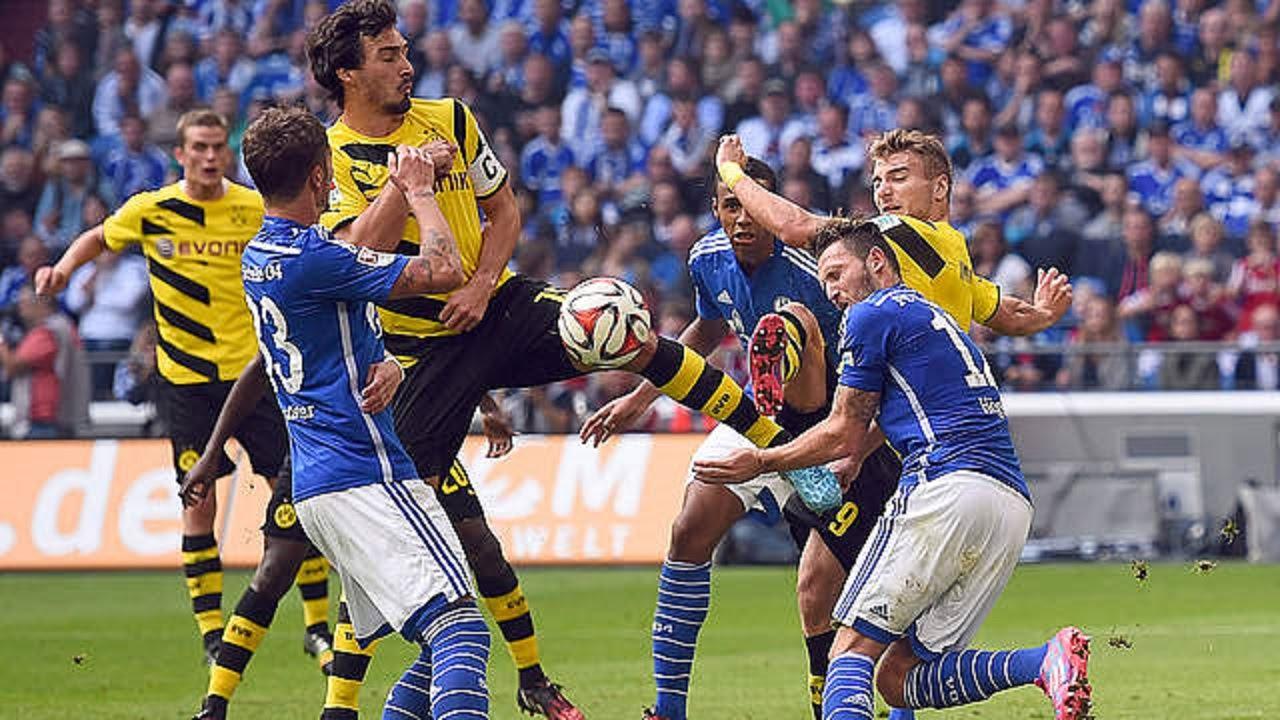 Spielstand Dortmund Schalke