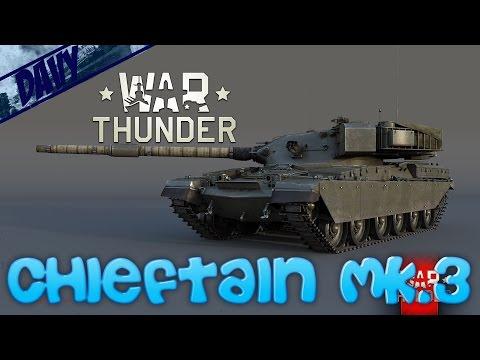 War Thunder Gameplay ITA - Chieftain Mk.3 - è BELLISSIMO!