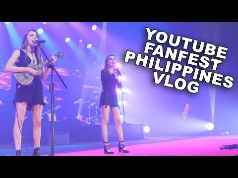 Philippines YouTube Fanfest VLOG!