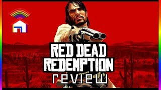 Red Dead Redemption review - ColourShed
