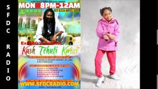 Sir Kush Genesis Spoke To A Little Girl About Remembrance Day On Sfdc Radio