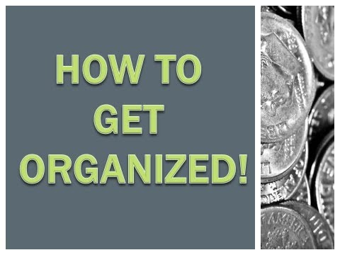 how-to-get-organized:-7-strategies!