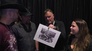 JAGERTOWN interview by Christian Lamitschka for Country Music News International