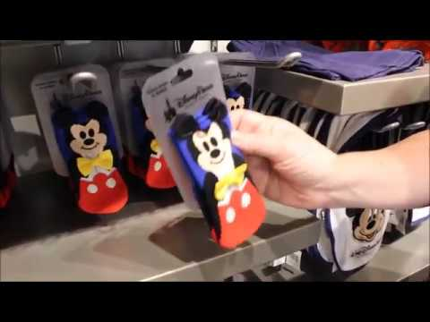 Vlog: Exploring the New Shop, The Disney Corner, at Disney Springs!