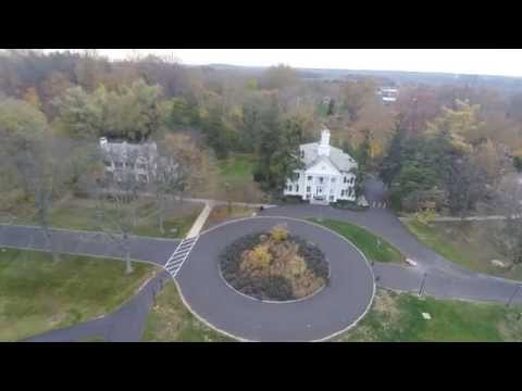 Aerial Footage of the DelVal Campus