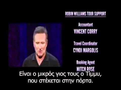 Best of Robin Williams Little Timmy joke