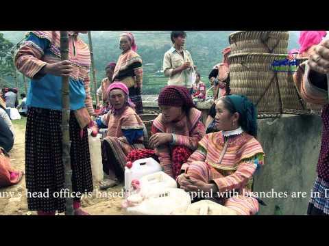 Can Cau Market - Simacai Dist - Lao Cai Province