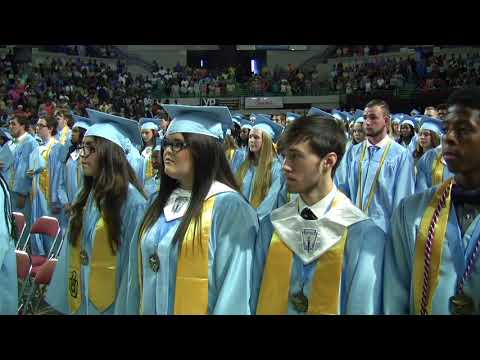 South Florence High School Graduation 2018