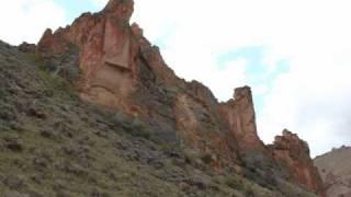Native American Flute Music Little Big Eagle Canyon Flute Music.wmv