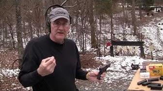Glock 19 Gen 4  test with  Weak Ammunition