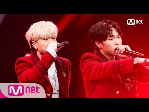 [ENG sub] schoolrapper2 [4회/단독] 윤진영&이승화 -