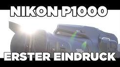 Nikon P1000 - Der Größte Zoom aller Zeiten (125x) - Ersteindruck / Hands-On (deutsch)
