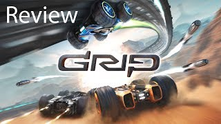 Grip Xbox One X Gameplay Review: Combat Racing Xbox Game Pass Launch
