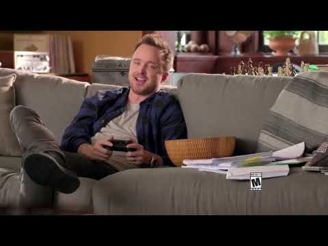 The Commercials of Aaron Paul