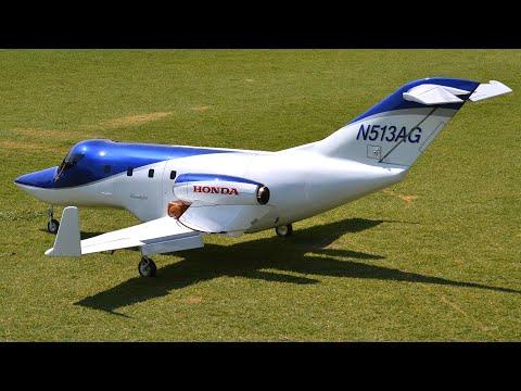 Rc HONDA Jet HA-420 1/4 Scale