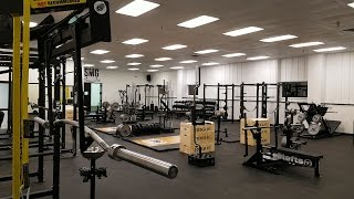 NEW!! Powerlifting Gym Tour! Located in NY just opened!