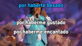 Juan Gabriel Discúlpame karaoke