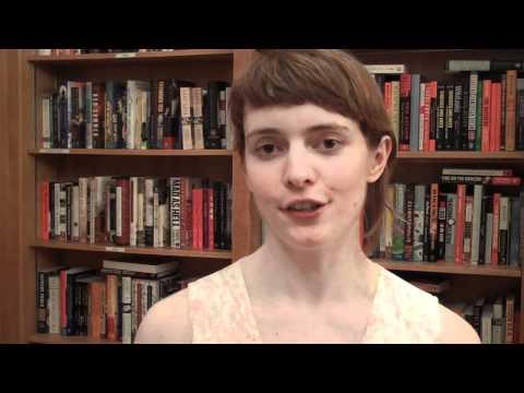 Whatcha Reading, Emily St. John Mandel?
