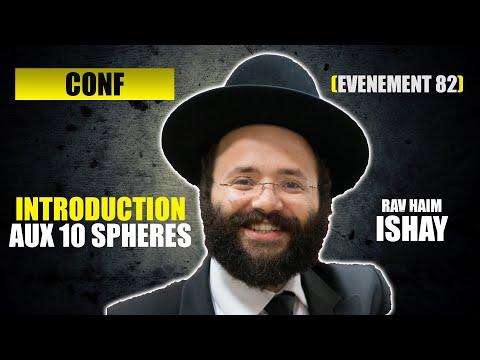 RAV HAIM ISHAY - INTRODUCTION AUX 10 SPHERES