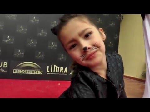 Little Miss Eurasia 2015  Halloween party