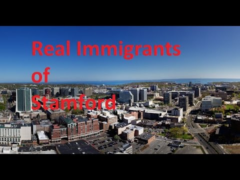 The Real Immigrants of Stamford