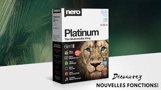 Quoi de neuf dans Nero Platinum 2019 ? | Vidéo produit