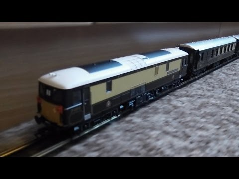 73101 with Pullman coaches