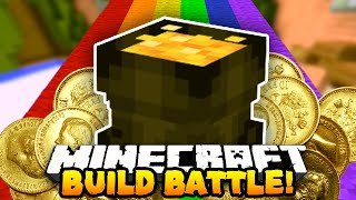 "Minecraft BUILD BATTLE ""POT OF GOLD!"" #2 w/Preston, Woofless & Choco!"