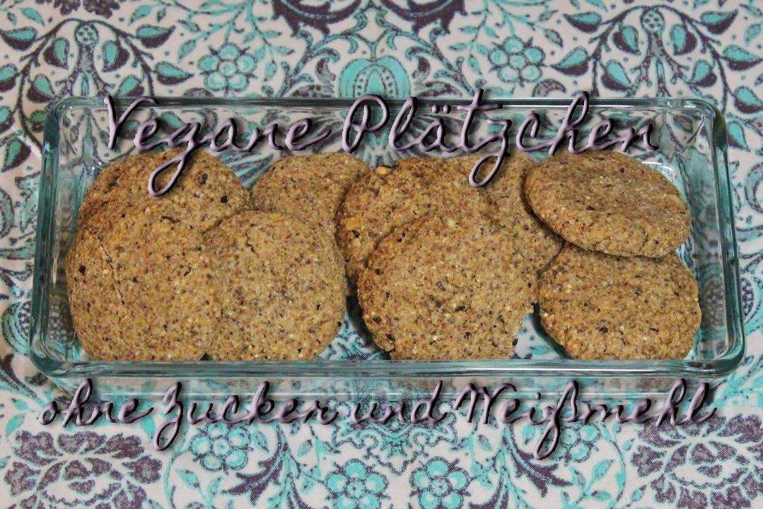 vegane kekse gesunde kekse vegane pl tzchen rezepte. Black Bedroom Furniture Sets. Home Design Ideas