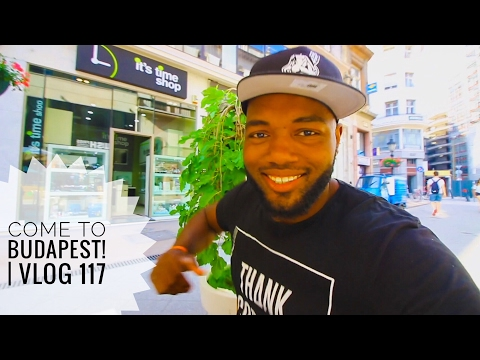 "The Other Side of BUDAPEST!   Vlog 117  ""Looks like I'm not the only one vlogging!!"""