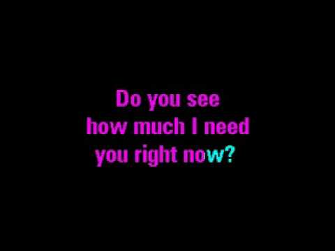 Avril Lavigne - When you're gone (karaoke/instrumental)