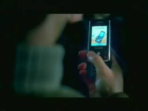 Samsung SGH-D800 - Publicité