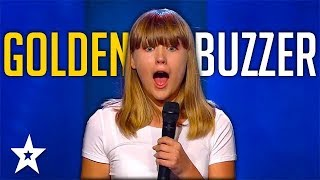 GIRL SINGS MICHAEL JACKSON Wins GOLDEN BUZZER | Got Talent Global
