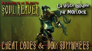 Legacy of Kain: Soul Reaver - Cheat codes et voix supprimées [PC & PS]