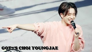 [GOT7] Choi Youngjae Our Sunshine