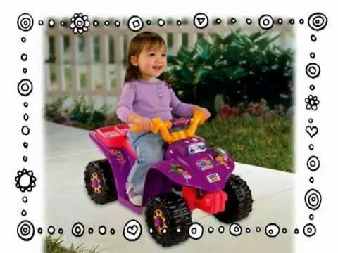 Power Wheels Dora The Explorer Riding Toy