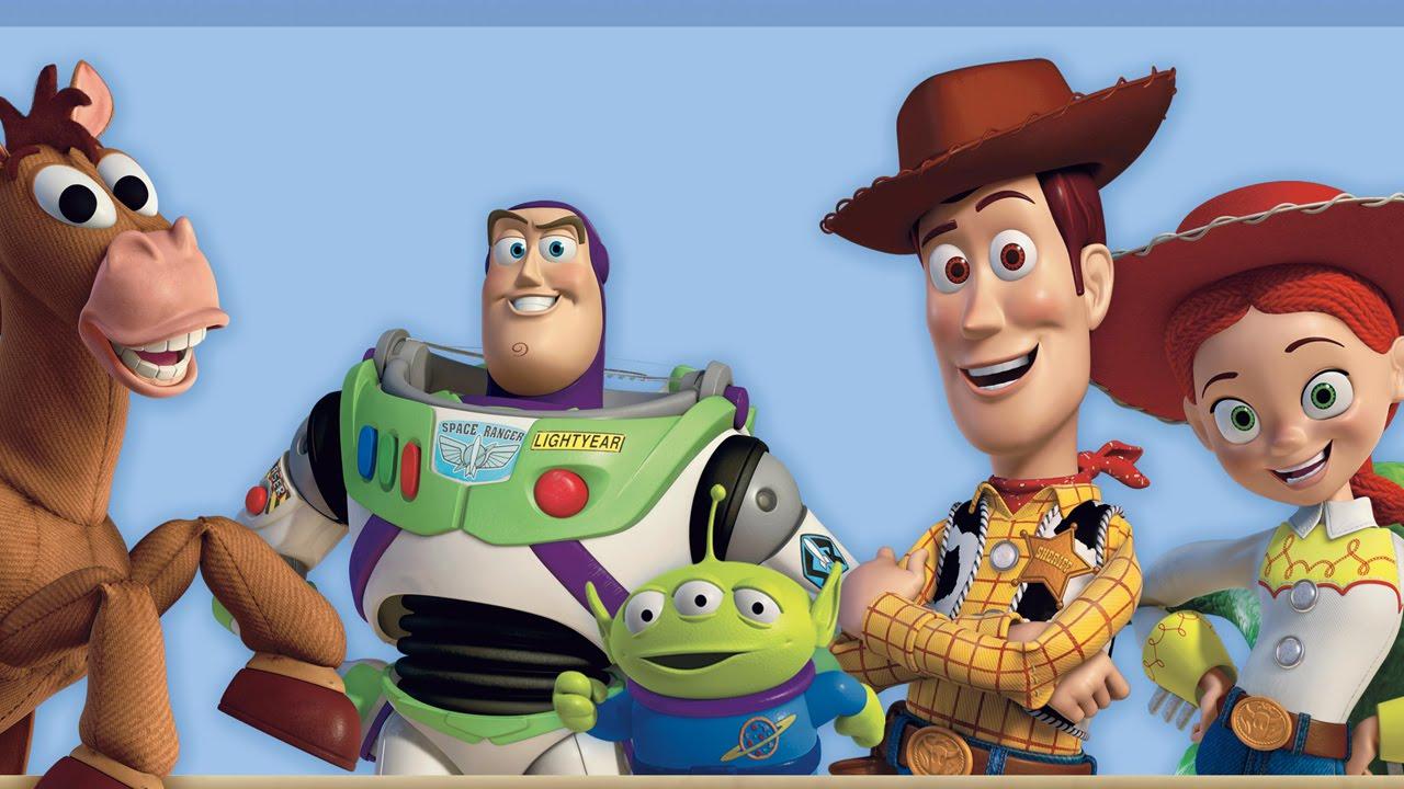 Toy Story 3 Woody Buzz Lightyear Jessie Etc